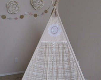 kids Teepee tent /Limited Edition from TucsonTeepee