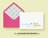 Palm Tree Personalized St...