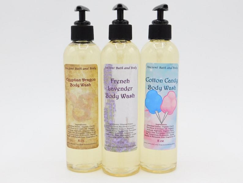 WashPick Chemicals Body Organic ScentVegan Parabensamp; Your No Harmful vN8wnm0O