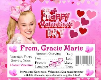 Jojo Siwa Valentines Etsy