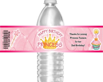 Personalized Gatorade Water Bottle Etsy - Mini water bottle label template