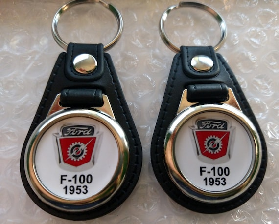 FORD F-350 XL 2 PACK OF Keychains  TRUCK FOB LOGO