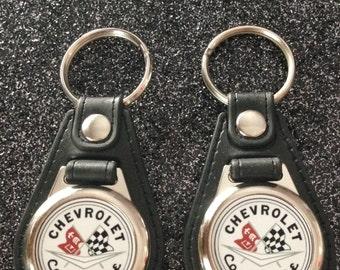 CHEVROLET CORVETTE keychain 2 pack