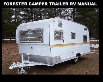ARISTOCRAT LoLiner Trailer Camper Operations Manual