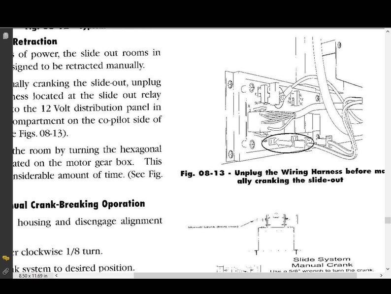 Dolphin Motorhomes Wiring Diagrams | Wiring Schematic ... on
