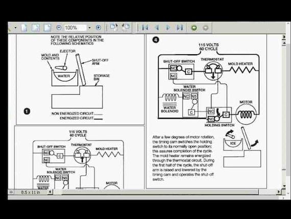 damon daybreak wiring diagram damon escaper motorhome manuals 455pg with rv motorcoach etsy  damon escaper motorhome manuals 455pg
