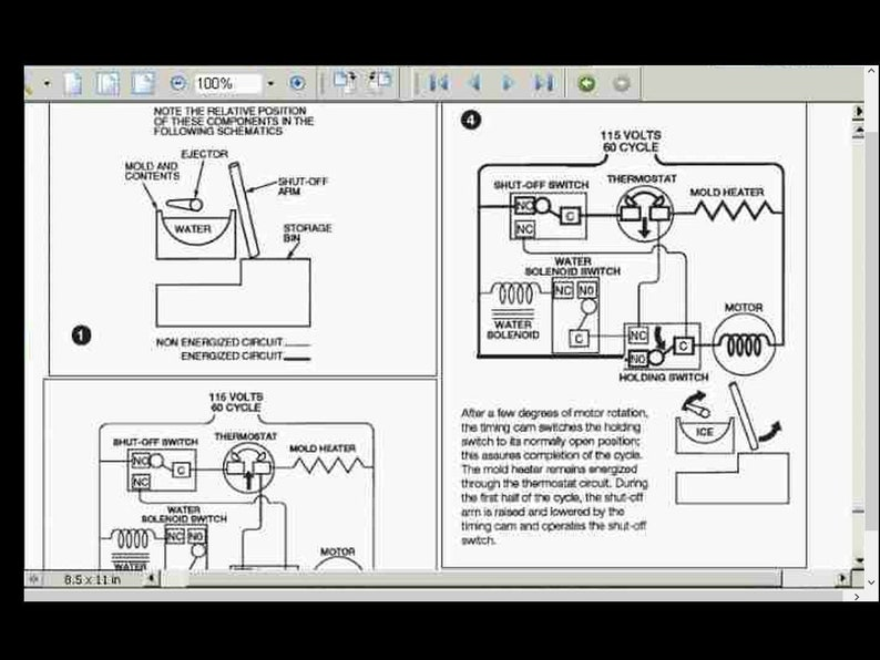 Damon Motorhome Wiring Diagrams | Wiring Schematic Diagram ... on