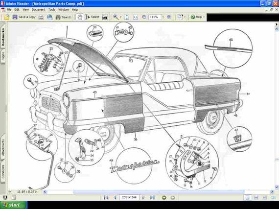 50: Nash Metropolitan Wiring Diagram At Shintaries.co