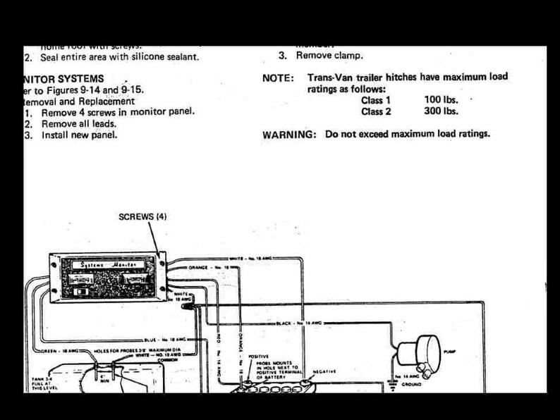 Champion Motorhome Wiring Diagram - Wiring Diagrams on