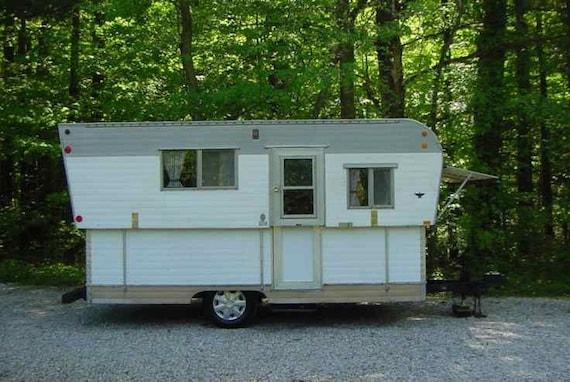 1982 bonair tent trailer