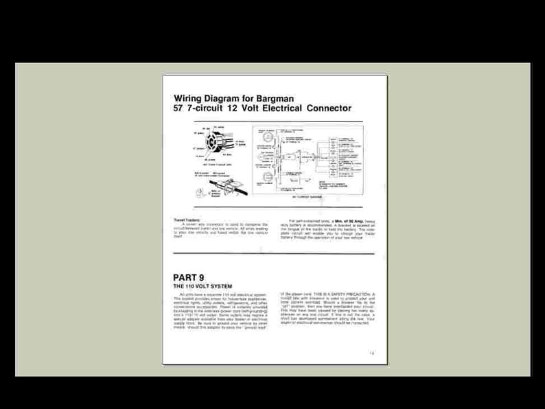 Awe Inspiring Boler Trailer Rv 1979 1980 Operations Tech Handbucher Fur Etsy Wiring 101 Tzicihahutechinfo