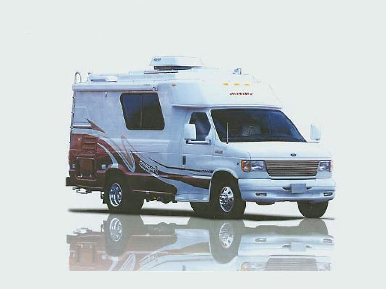 CHINOOK 2003-2005 MOTORHOME MANUALs - 770pgs for Concourse Premier LT  Destiny Rv Service & Repair