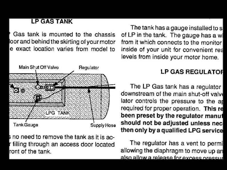 2005 Mallard Wiring Diagram || Wiring Diagrams Home on