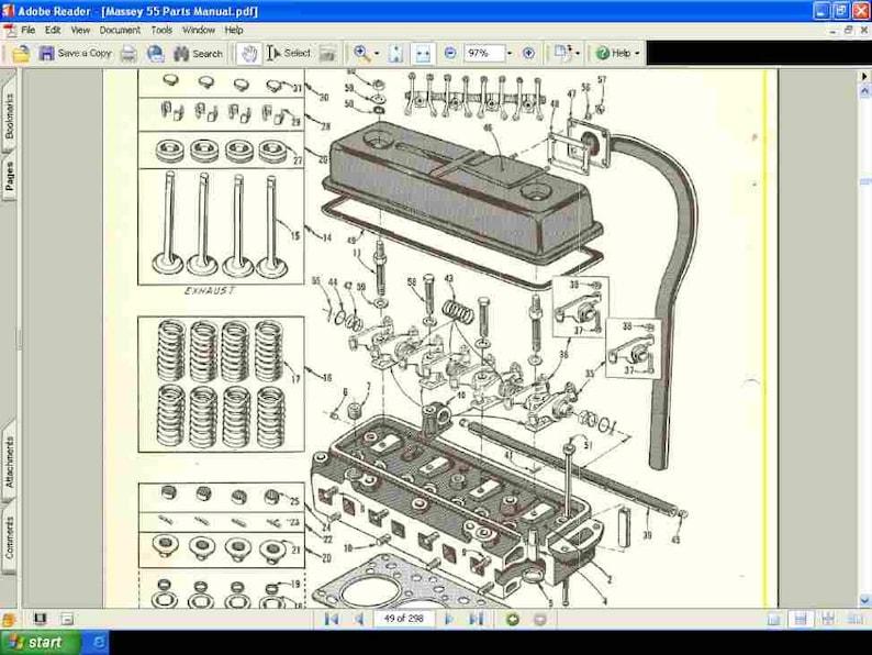ferguson tractor wiring harness wiring diagram rh s19 ruthdahm de