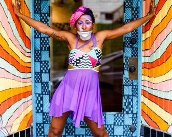 Queer Slip Dress