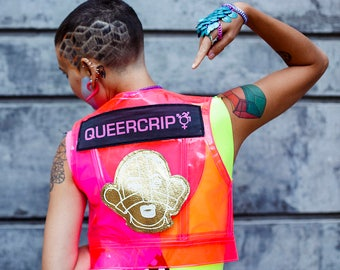 Queercrip Patch!