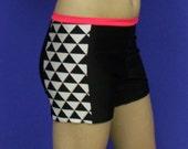 Triangles Swim Shorts
