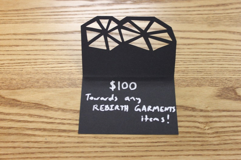 Gift Card for Rebirth Garments image 0