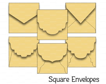 Envelope Svg File Etsy