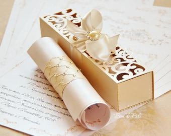 box invitation etsy