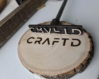 4618495fe70 Custom Branding Iron by SOLIDink3d