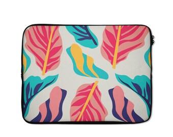 46195e18c10a Floral laptop sleeve | Etsy