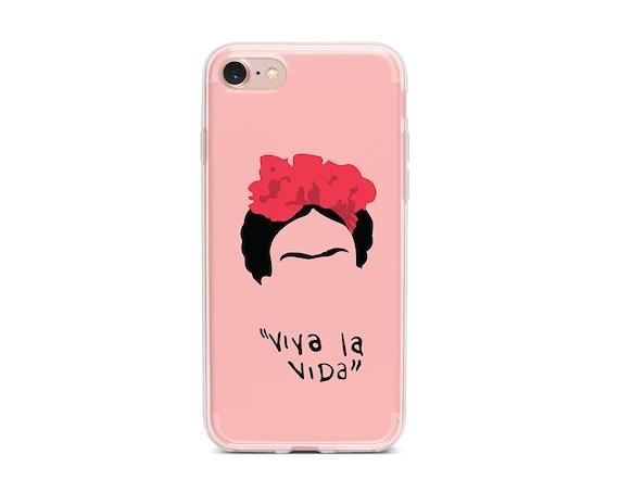 Frida Kahlo Rubber Phone Case iPhone Case Samsung Galaxy | Etsy