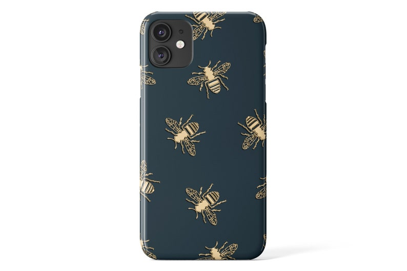 BEE PHONE CASE  iPhone Case  Samsung Galaxy Cell Phone Cover image 0