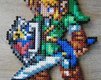 Link CSW Perler Beads