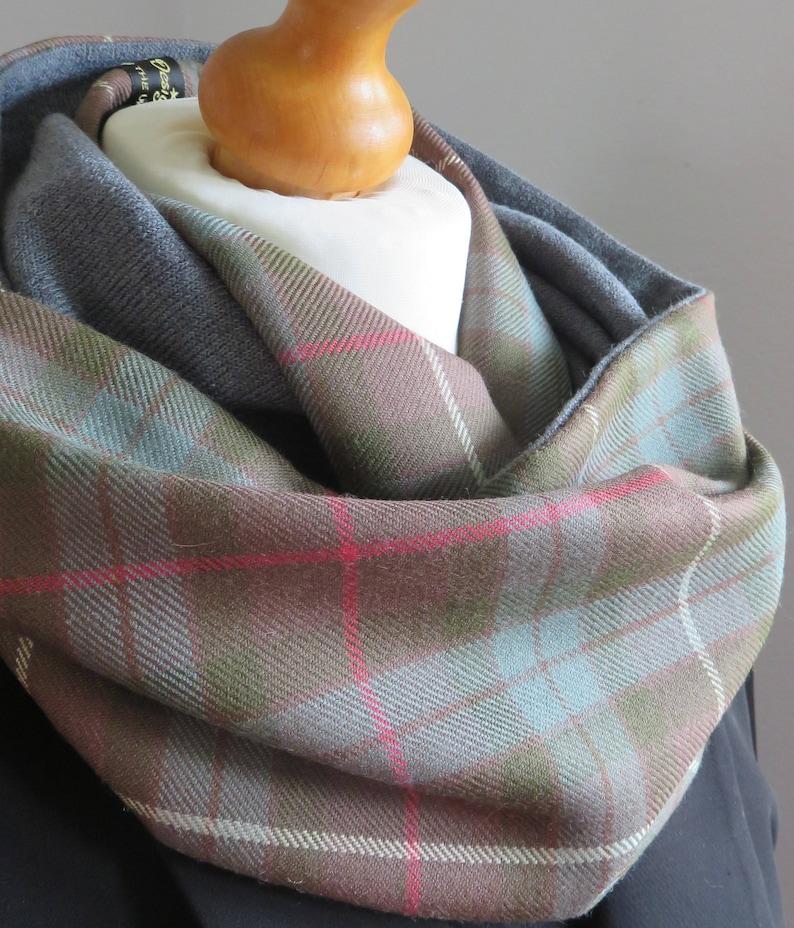 f4debd4c183 JAMMF. Outlander inspiré. Foulard tartan. Pure laine tartan