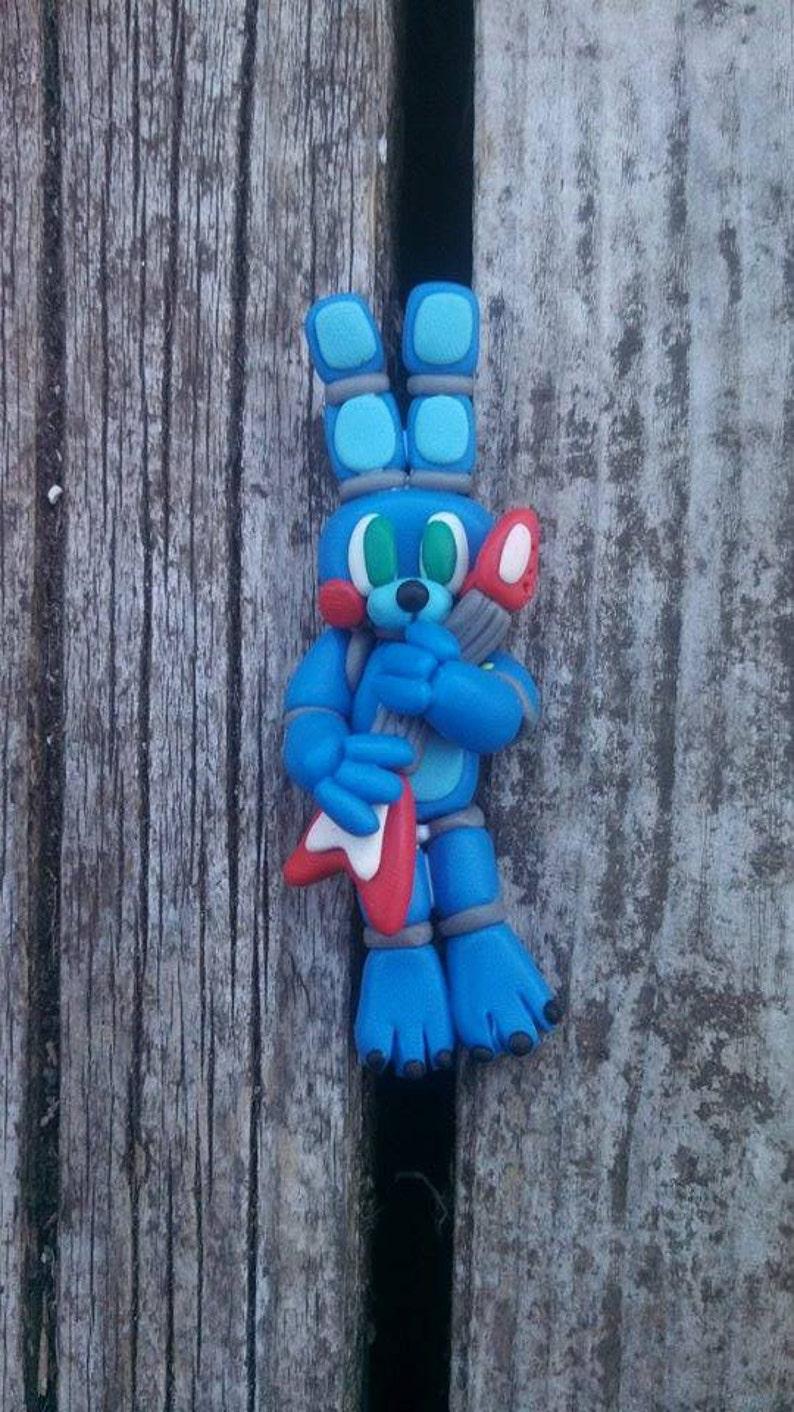 Cinco Chain Key Juguete Character En Kawaii Freddy's Bonnie Noches Fnaf OkXZiuP
