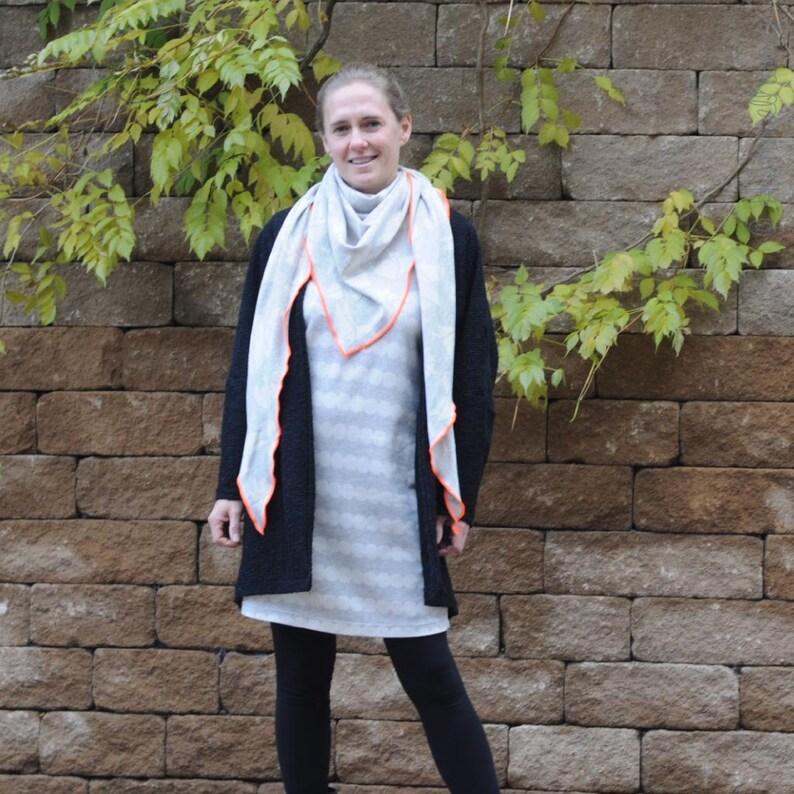 Schnittmuster Ebook  Damen Cardigan One-Size image 0