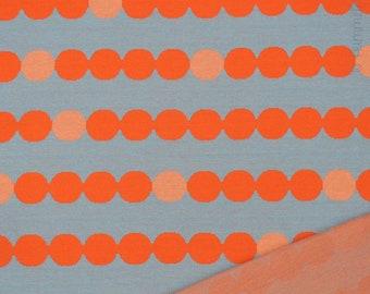 Jacquard Jersey Cozy Dots Confetti, Albstoffe
