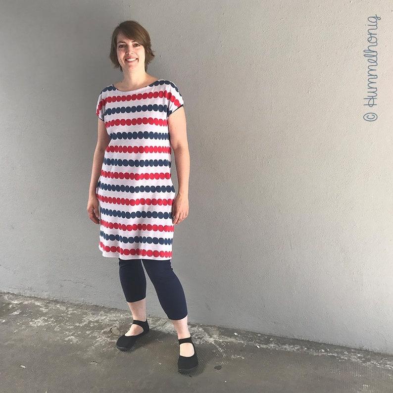 Schnittmuster Ebook  Kleid Gr. 34  48  Damen image 0