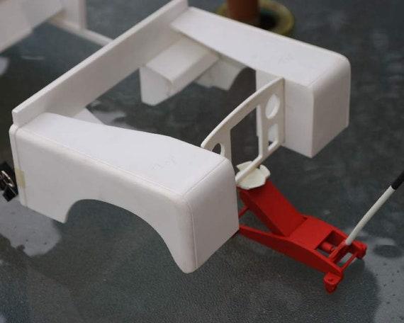 "2.0mm Styrene A5 A4 A3 80th 0.080/"" Black /& White HIPS Plasticard"