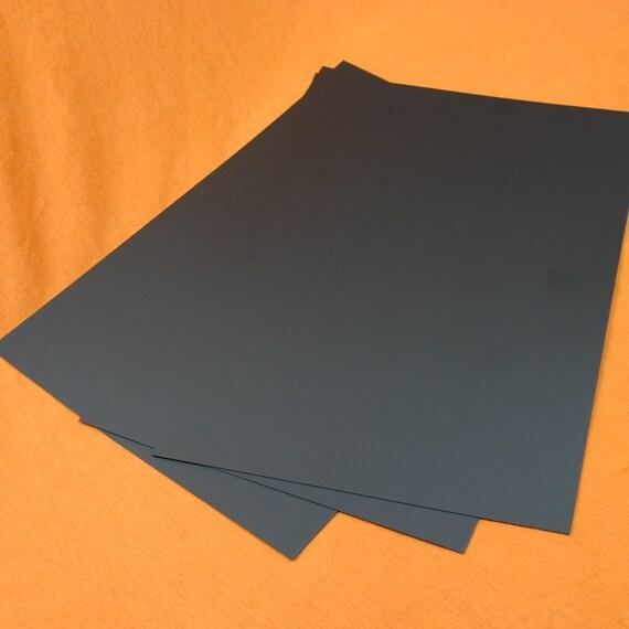 matt//matt 0.5 0.75 /& 1mm 5 Pack White Polystyrene Sheet Plasticard HIPS 0.25