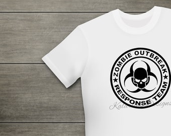 Zombie T-Shirts, Zombie Decals, Zombie Outbreak, Zombie Apocalypse, Tops and Tees, Walking Dead, Zombie Shirts, Apocalypse