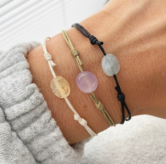 Citrien armband