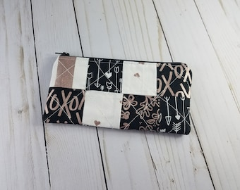 Patchwork Pouch- Rectangle