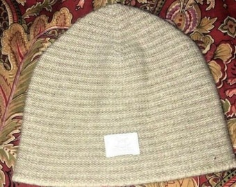 7b9f2a07 AUTHENTIC HERMES CASHMERE infant baby hat beenie