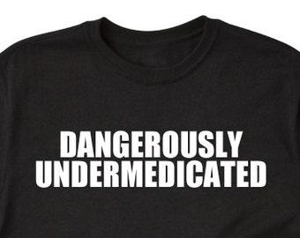 I Flunked Anger Management T-shirt Funny Hilarious Crazy Tee Shirt