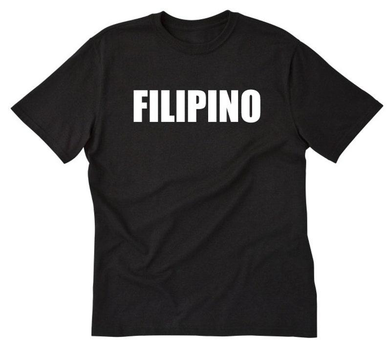 f1a70066 Filipino T-shirt Funny Hilarious Pinoy Ilocano Tagalog | Etsy