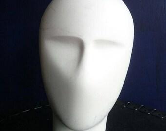 Small Vintage Millinery Display Head