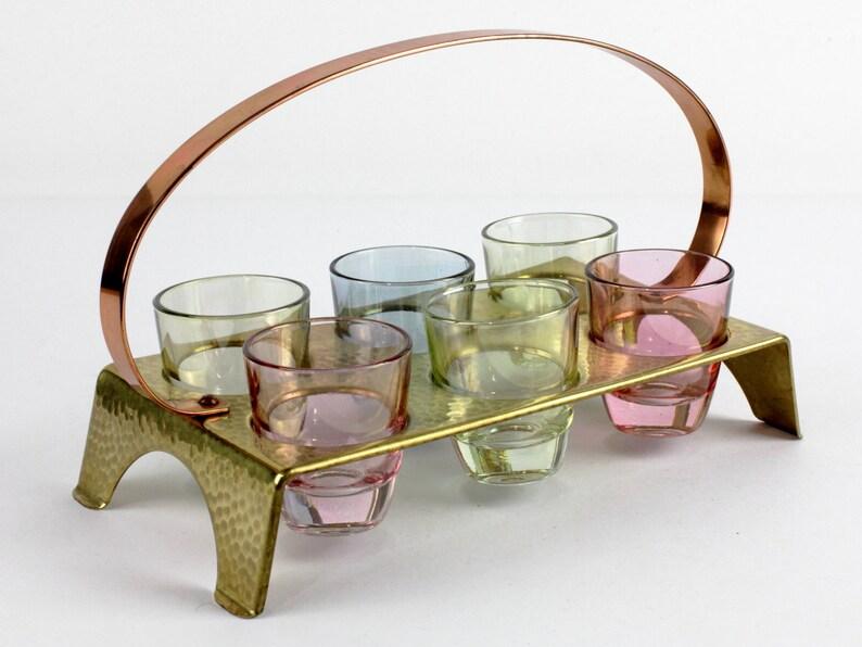 Cooper Shot glasses 6 piece