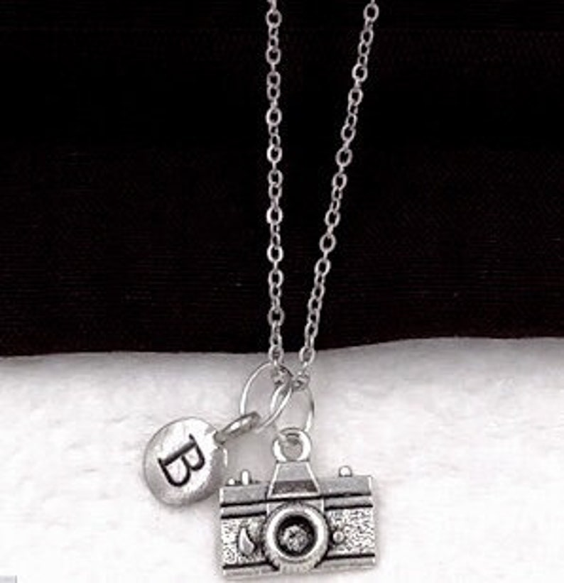 fe00f545066a Camera Necklace Photographers Gift Women s and Girls