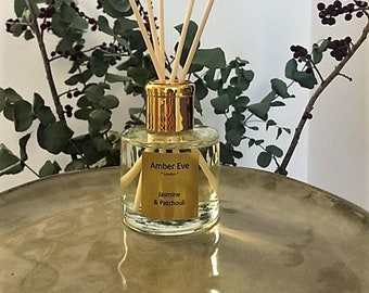 Jasmine & Patchouli Perfume Diffuser