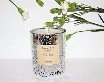 Cassis & Fig Luxury Candle