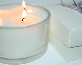 Cassis & Tuberose 3 Wick Candle