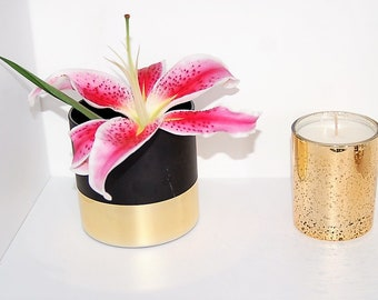 Orchid & Lotus Blossom Luxury Candle