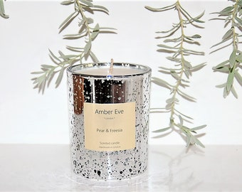 Pear & Freesia Luxury Candle